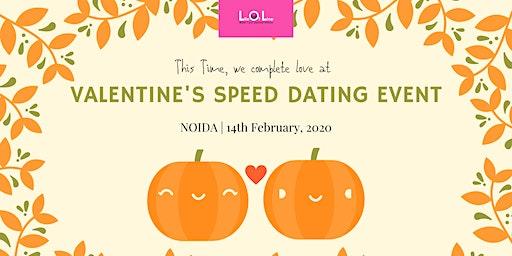 Valentine Day Speed Dating Noida feb 14