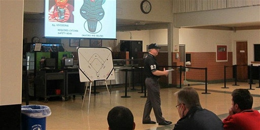 Albany Little League Umpire Rules Clinic
