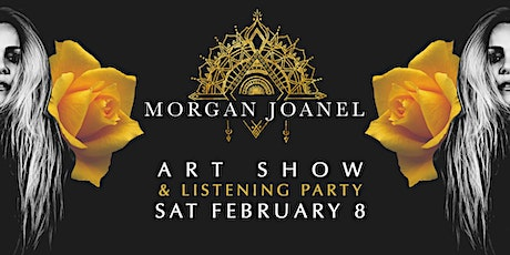 Art Show + Listening Party tickets