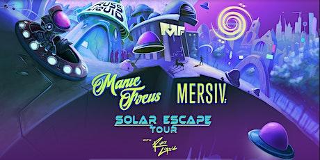 Manic Focus + Mersiv wsg Russ Liquid in the Capitol Room tickets