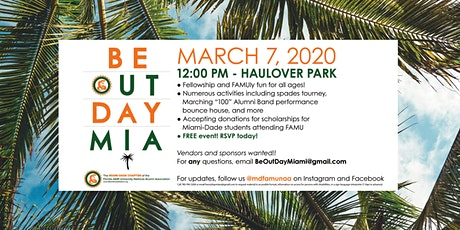 Be Out Day Miami 2020 tickets