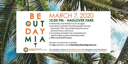 Be Out Day Miami 2020