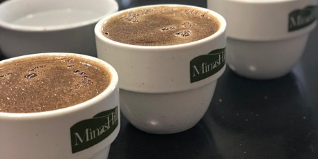 Minas Hill Coffee Cupping tickets