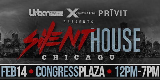 Silent House Chicago: All Star Weekend