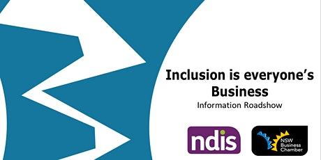 Inclusion is everyone's Business - Orange tickets