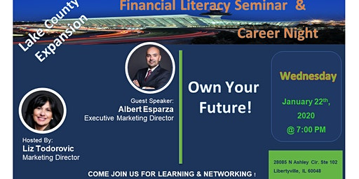 Financial Literacy Seminar & Career Night