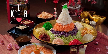 KLR Singapore CNY Lo Hei Celebration 2020 tickets