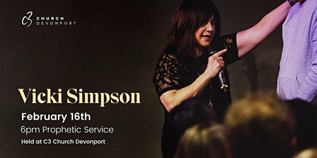 Childminding for Vicki Simpson Evening Service tickets