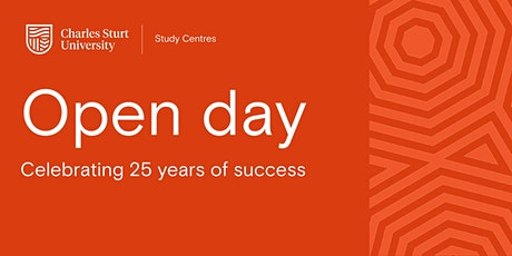 Charles Sturt Study Centres Melbourne, Open Day tickets