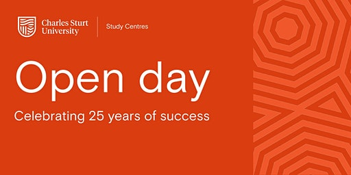 Charles Sturt Study Centres Melbourne, Open Day