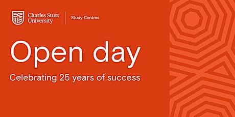 Charles Sturt Study Centres Sydney, Open Day tickets