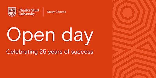 Charles Sturt Study Centres Sydney, Open Day