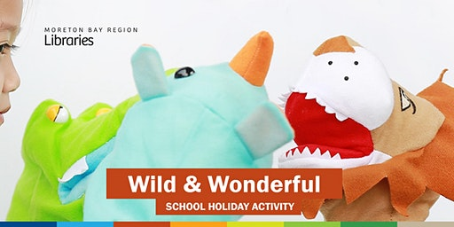Wild & Wonderful (2-5 years) - Albany Creek Library