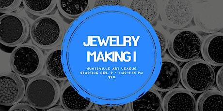 Jewelry Making I tickets