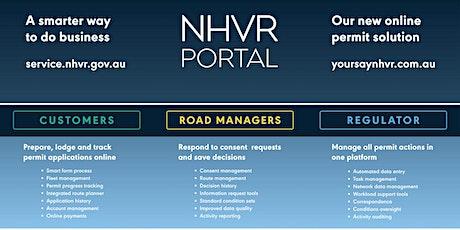 Parramatta NSW - NHVR Portal Access Permits Customer Essentials Training (28 January 2020, 1.00pm to 4.00pm AEDT) tickets