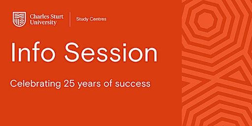 Charles Sturt Study Centres Brisbane, Information Session