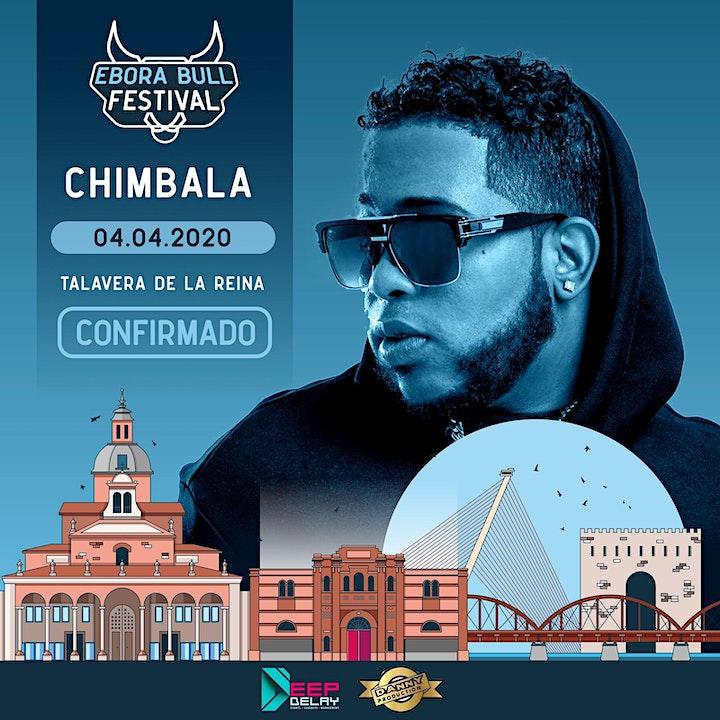 """PRIMER HEADLINER INTERNACIONAL! CHIMBALA! Uno de los mejores artistas urbanos del momento creador de canciones como """"Colombiana"""", """"Rueda"""" , """"El Boom"""" y muchas más se subirá a nuestro escenario. #yosoybuller"""