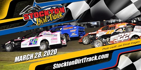 Stockton Dirt Track - March 28, 2020 tickets