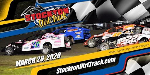 Stockton Dirt Track - March 28, 2020