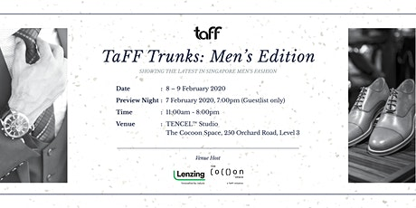 TaFF Trunks: Men's Edition tickets