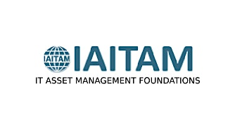 IAITAM IT Asset Management Foundations 2 Days Virtual Live Training in Ghent