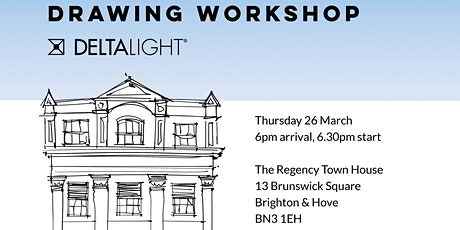 Drawing Workshop at The Regency Town House tickets