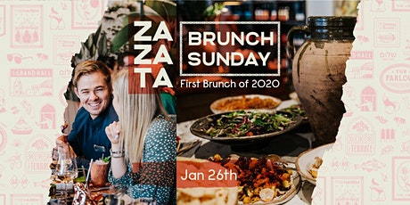 ZZT Brunch Sunday - Long Weekend Brunch tickets