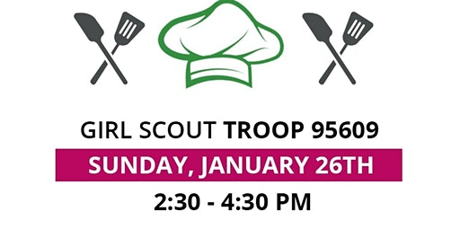 PRIVATE EVENT: Girl Scout troop 95609 (01-26-2020 starts at 2:30 PM)