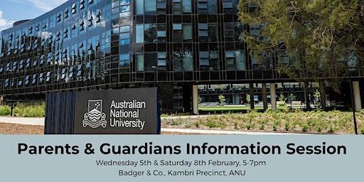 Parents & Guardians Information Session