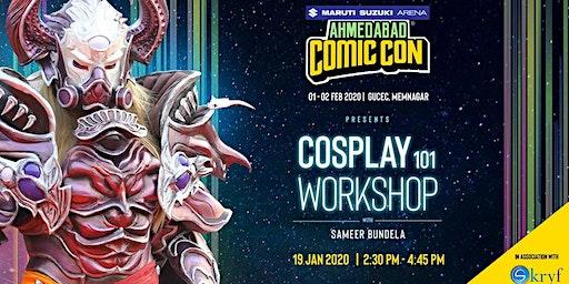 Maruti Suzuki Arena Comic Con India - Cosplay 101 Workshop