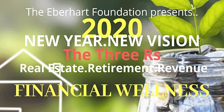 Financial Wellness: NEW YEAR.NEW VISION tickets