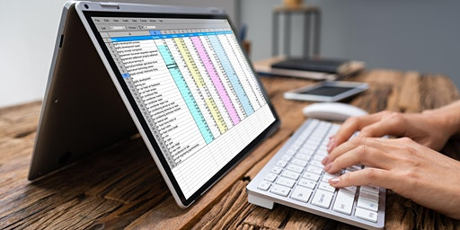Digital Springboard: Spreadsheets for Beginners - Woodcroft Library