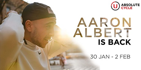 ABSOLUTE CYCLE X AARON ALBERT tickets
