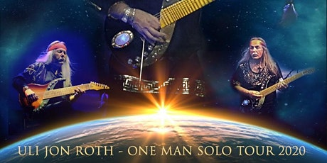 Lommori Production Presents An  Evening with Uli Jon Roth tickets