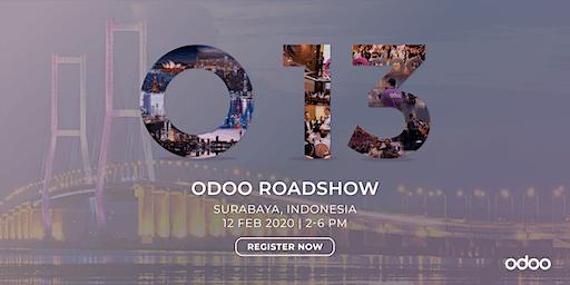 Odoo Roadshow - Surabaya