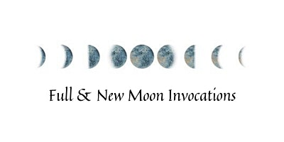 New Moon Invocation - via Zoom