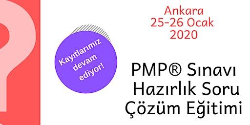 PMP® Sınavı Hazırlık Soru Çözüm Eğitimi
