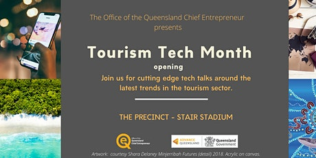 Tourism Tech Month - opening event tickets