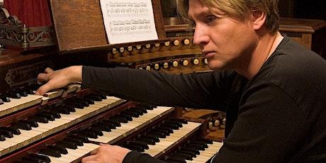 XAVER VARNUS RECITAL: The Legendary Organ Virtuoso in Toronto tickets