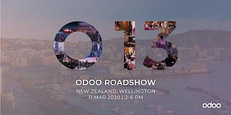 Odoo Roadshow - Wellington tickets