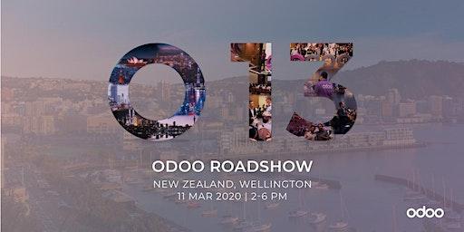 Odoo Roadshow - Wellington