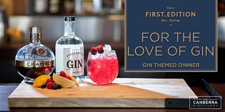 For the Love of Gin tickets