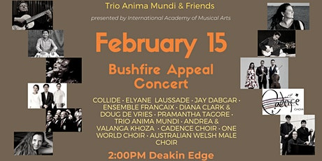 Trio Anima Mundi and Friends - Bushfire Appeal tickets