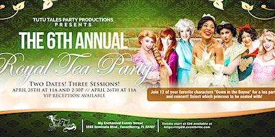 Tutu Tales Royal Tea Party 2020
