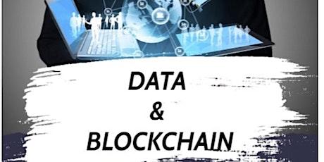 DATA & BLOCKCHAIN tickets