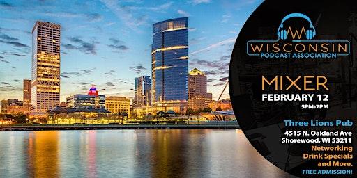 WPA Podcast Mixer Event - Milwaukee