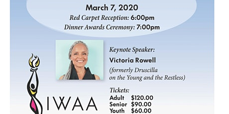 International Woman Achievers Awards (IWAA) tickets