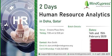 Human Resource Analytics 2 Days Training by MindCypress at Doha tickets