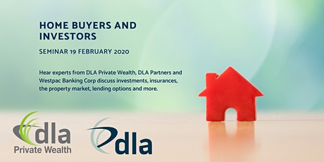 Home Buyers and Investors Seminar tickets