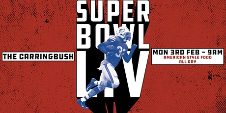 Super Bowl at The Carringbush Hotel tickets